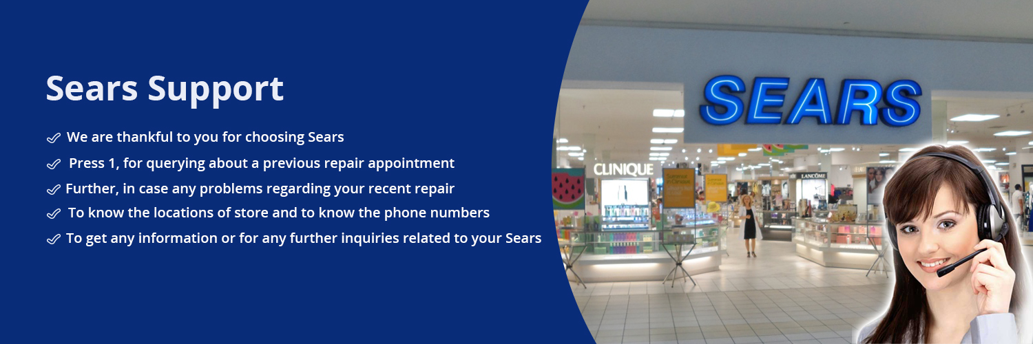 Sears Customer Support
