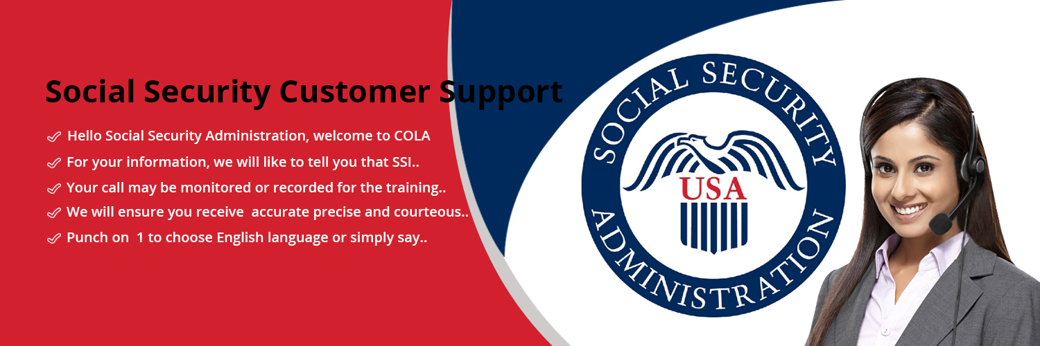 Social Security Customer Support
