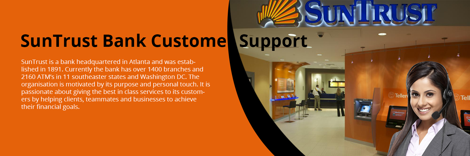 SunTrust Bank Customer Support