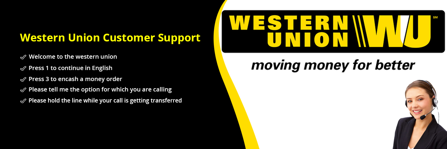 Western Union Customer Support