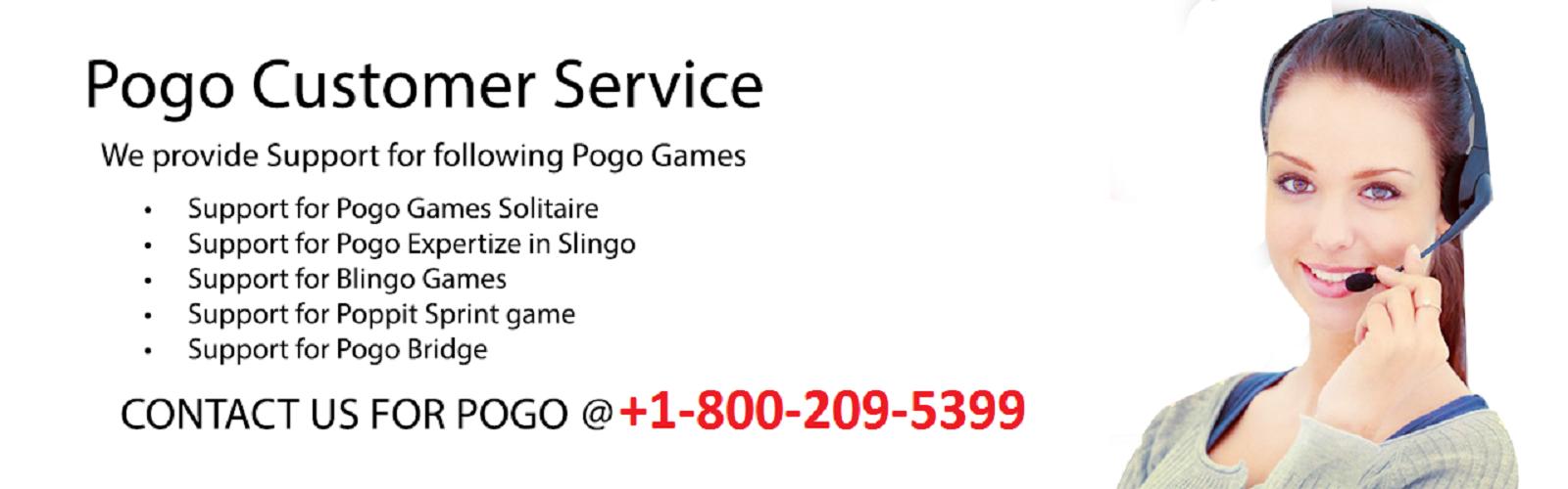 Pogo Game Support Number
